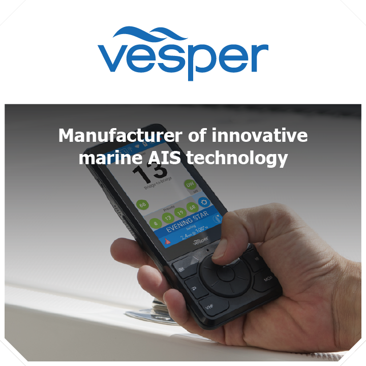 Thundercat Marketing represents Vesper: Manufacturer of innovative marine AIS technology
