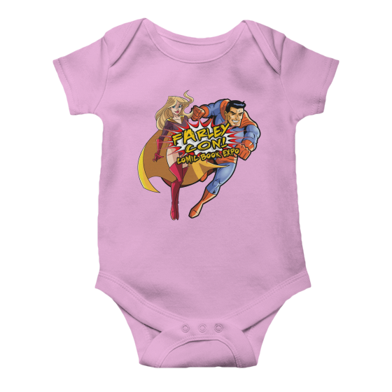 FarleyCon Onesie Available in three colors
