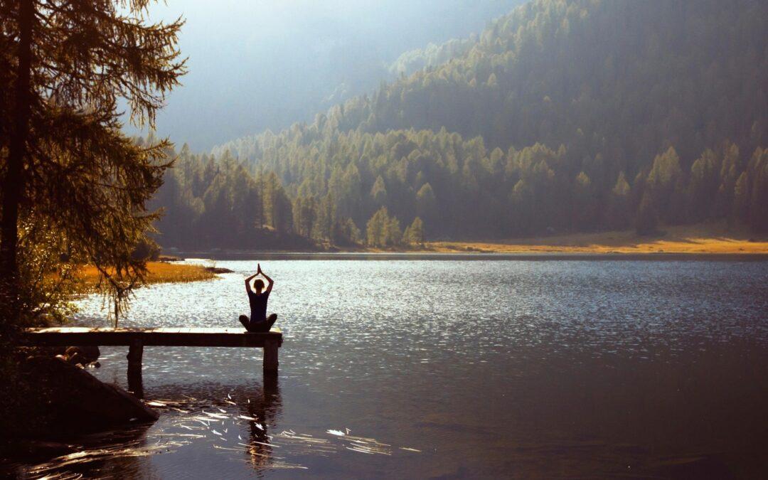 Meditation for taxes?
