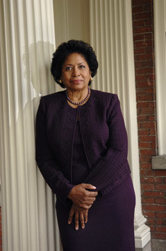 Dr. Ruth J. Simmons