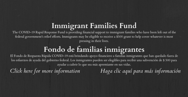 Immigrant Families Fund