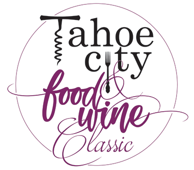 Tahoe City Food & Wine Classic Logo