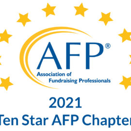 AFP CALGARY & AREA CHAPTER HONORED AS TEN STAR CHAPTER