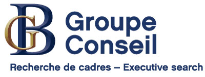 GB Groupe Conseil, Recrutement de cadres Logo