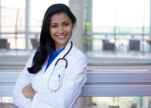 Confident Healthcare Professional