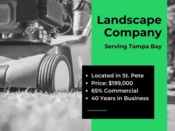 landscaping business listing