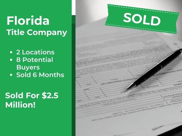 sold central florida title insurance company