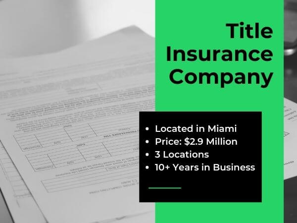 title insurance business listing