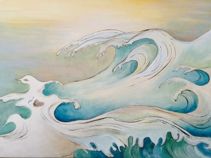 California Waves ( Early Summer  2015 )
