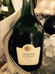 2005 Taittinger Comtes de Champagne
