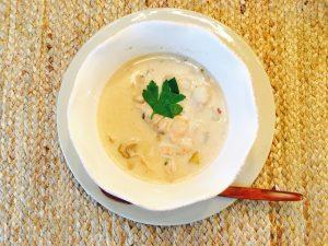 Sea Food Chowder