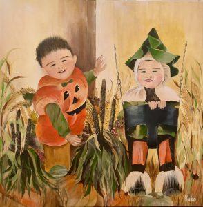 Sweet Halloween (Fall 2017)