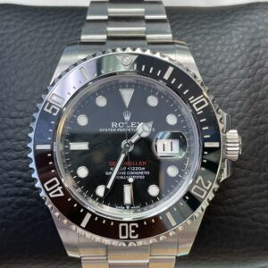 Rolex 126600 Front