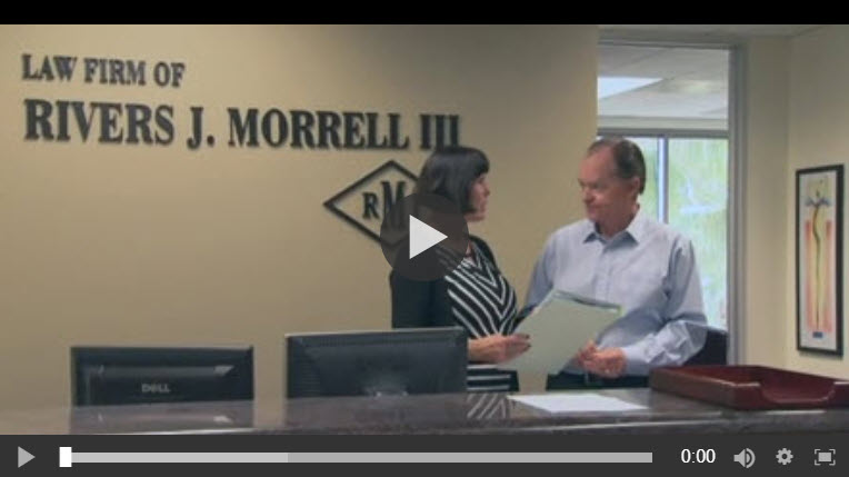 Rivers Morrell More than 40 Years Experience STD Wrongful Transmission Attorney