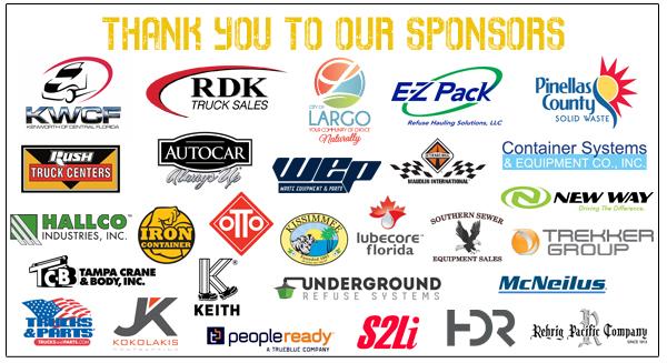 2019 RoadEO Sponsor Logos