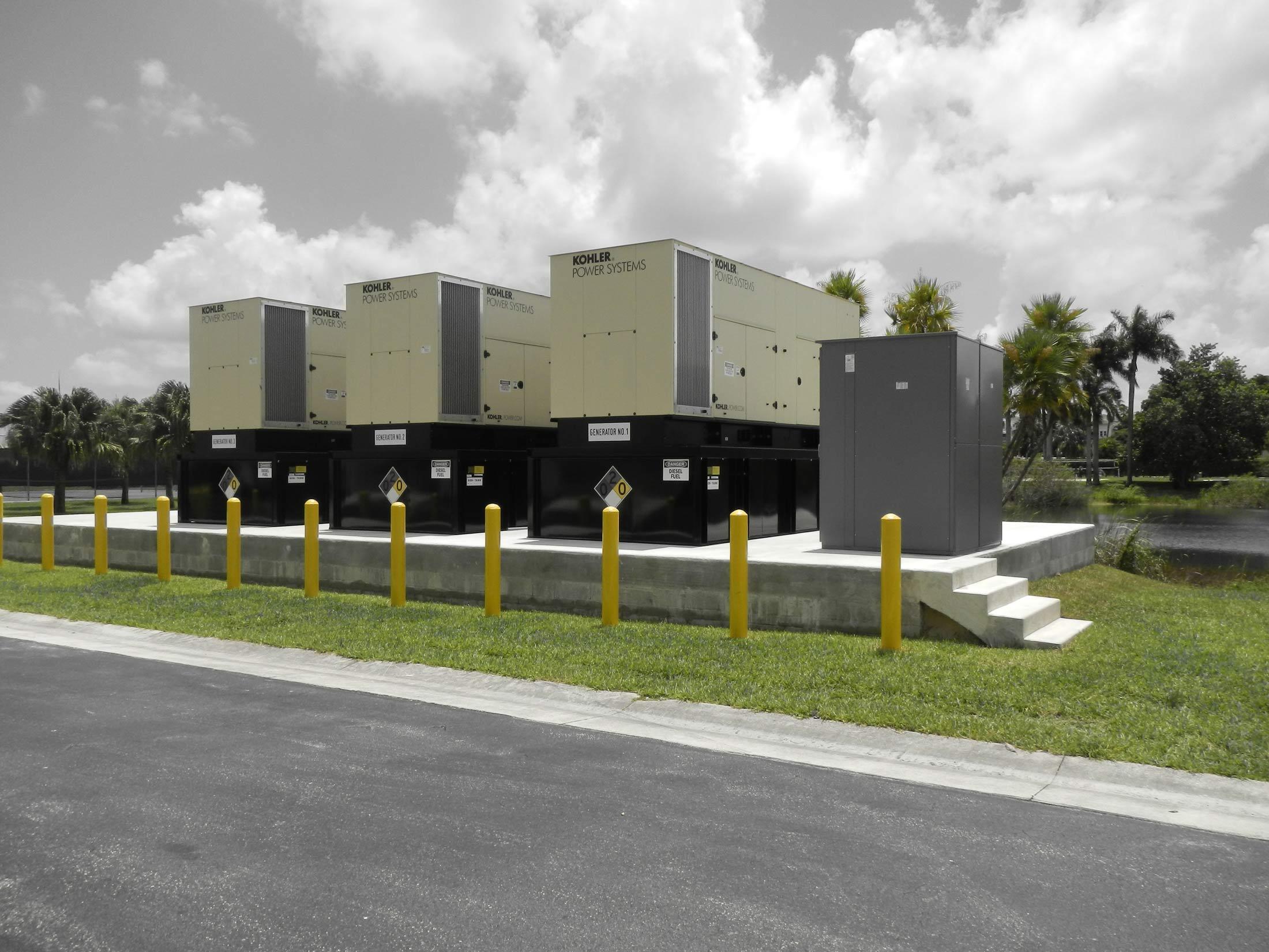 400 KW Kohler Generator