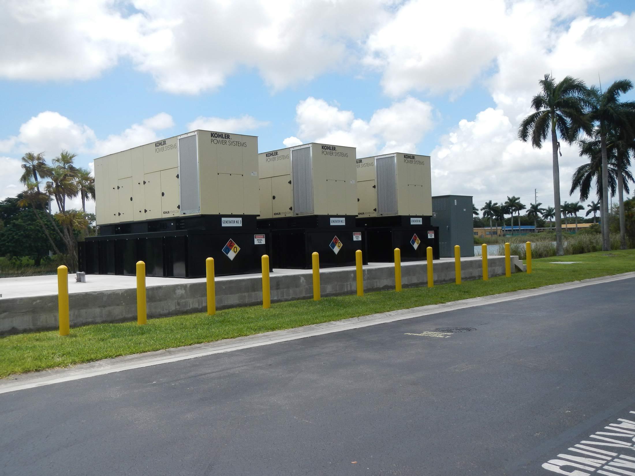 Back-Up Generators Assurant