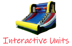 Interactive Inflatable Rentals   Harrisburg Pa