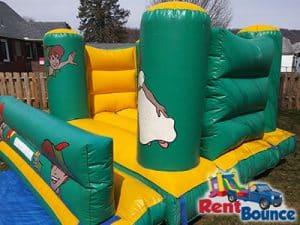 Peter Pan Bounce House Rental