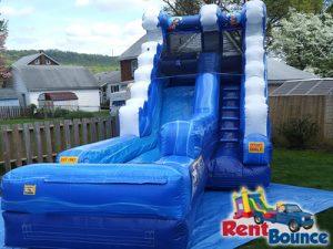 Harrisburg Inflatable Slide Rental