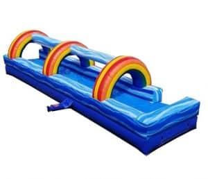 Slip and slide rental