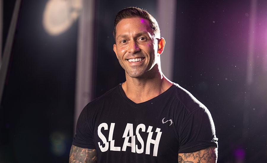 Joe Ardagna - Co-Founder Slash Fitness