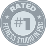 Rated #1 fitness studio in Palm Beach County
