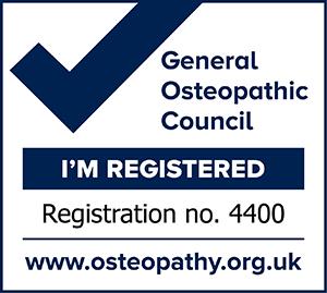 Osteopathy Registration Mark