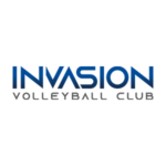 Invasion Volleyball Club Logo