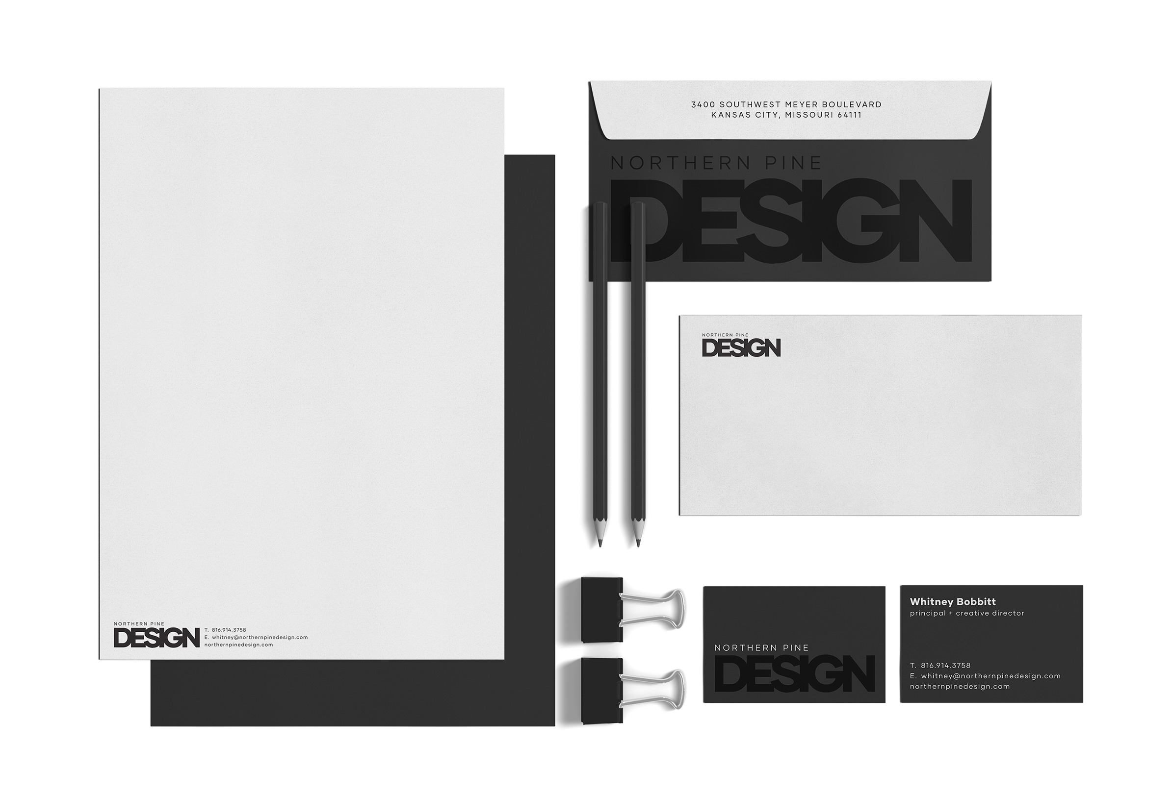 HomeRun Bookkeeping Stationery Suite
