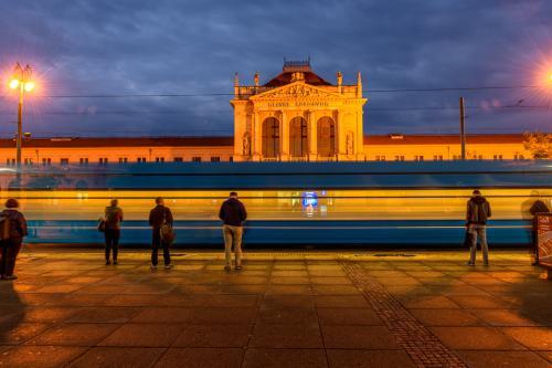 Zagreb Morning Commute