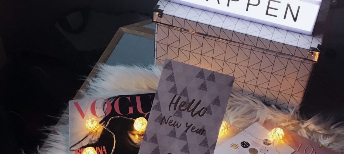 This new year, stop fuzzing about New Year Resolutions