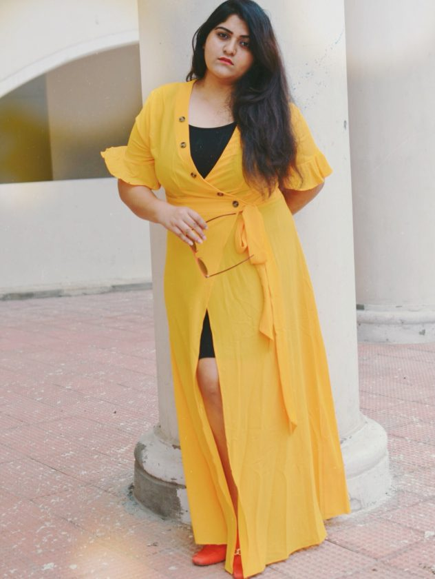 5 Reasons why Wrap Dress is my Go To!