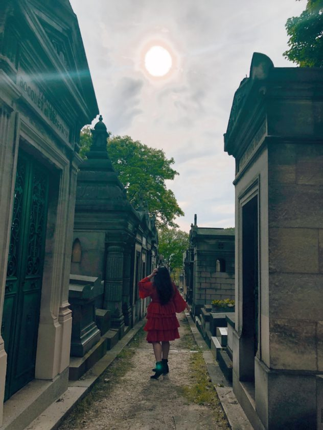 Père Lachaise Cemetery: 9 things to know Grindelwald travel
