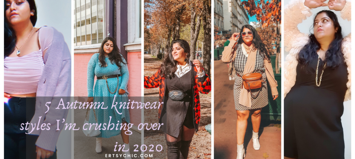 5 Autumn Knitwear Styles I'm crushing over in 2020