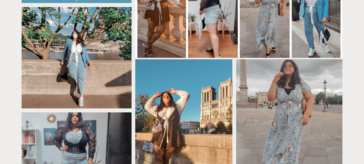 4 Chic Vacay Mode: 2021 Summer Outfit ideas