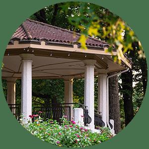 Burnet Woods Bandstand