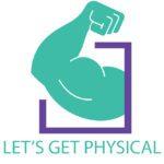 Let's Get Physical logo