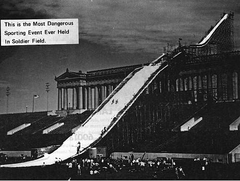 Chicago Soldier Field 1954