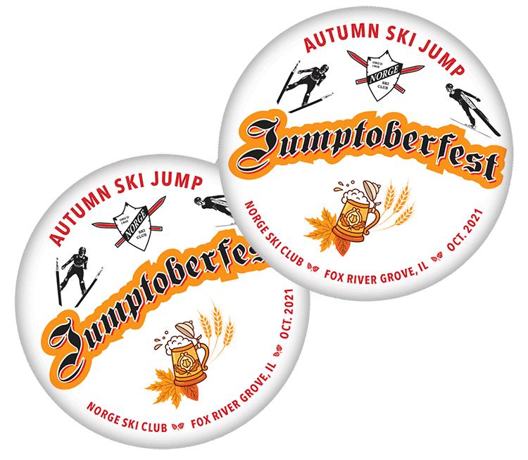 Autumn Tournament Button