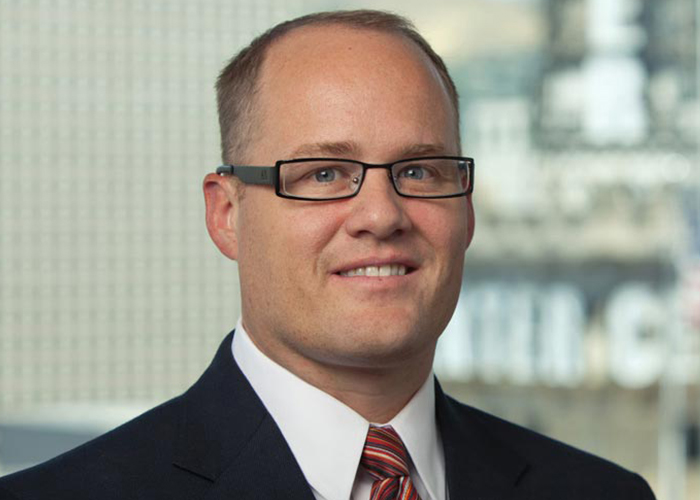 Pictured is attorney Derek E. Anderson, a Utah Real Estate Attorney and partner at Kimball Anderson who focuses on Business and Real Estate law.