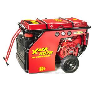 70CFM Compressor Rental