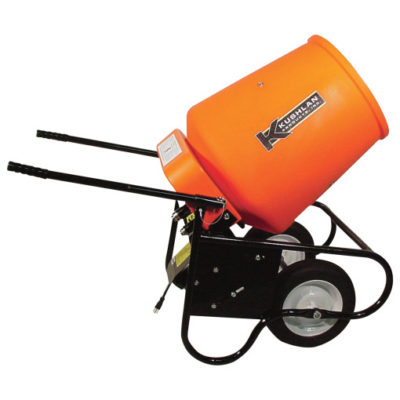 Electric cement mixer rental in Centreville Maryland