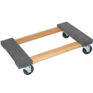 Carpeted Dolly Rental