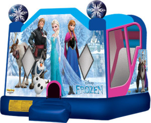 Frozen Combo bounce rental in Centreville Maryland