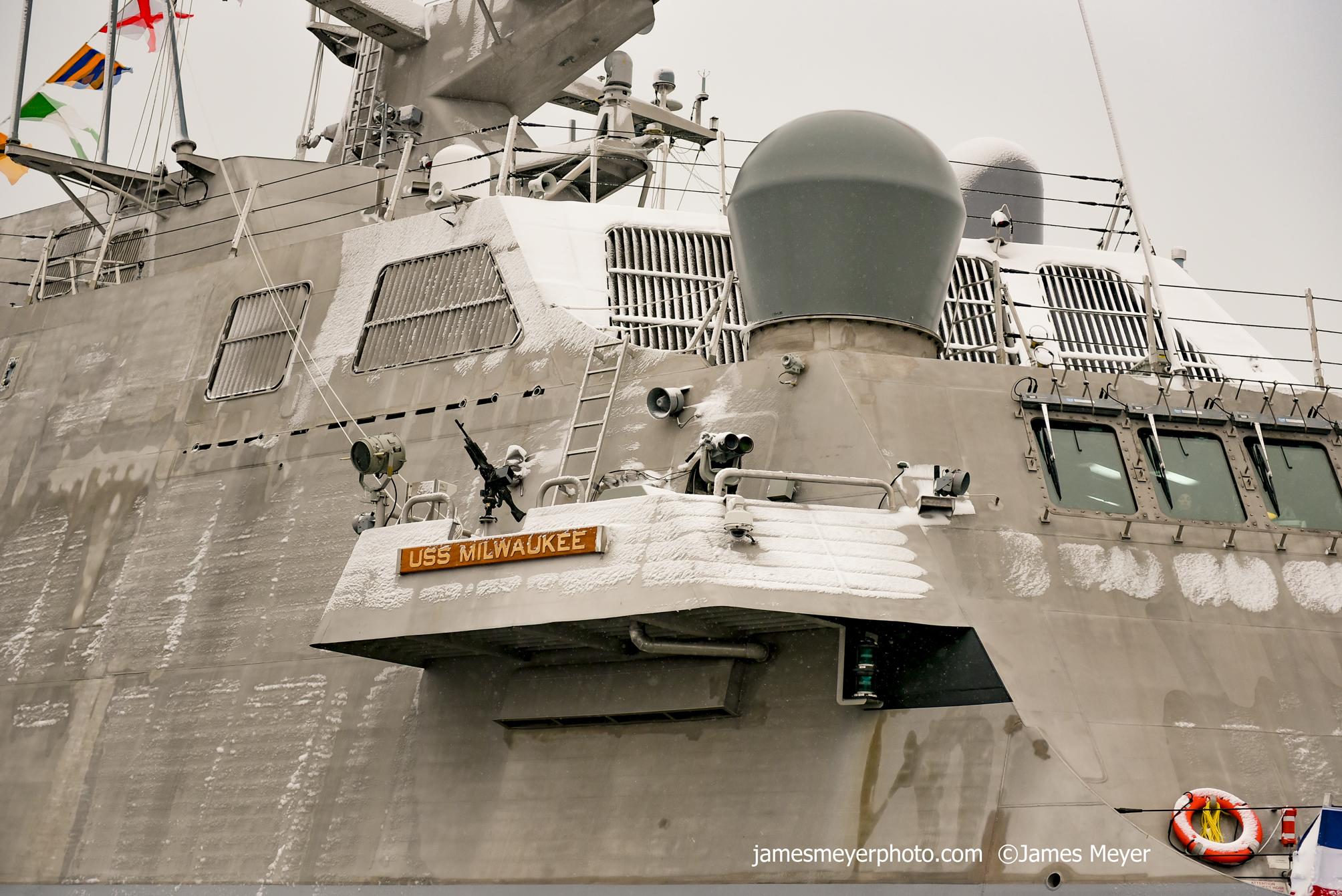 USS Milwaukee IV
