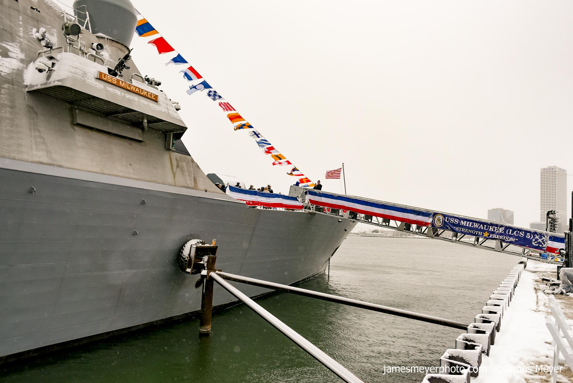 USS Milwaukee II