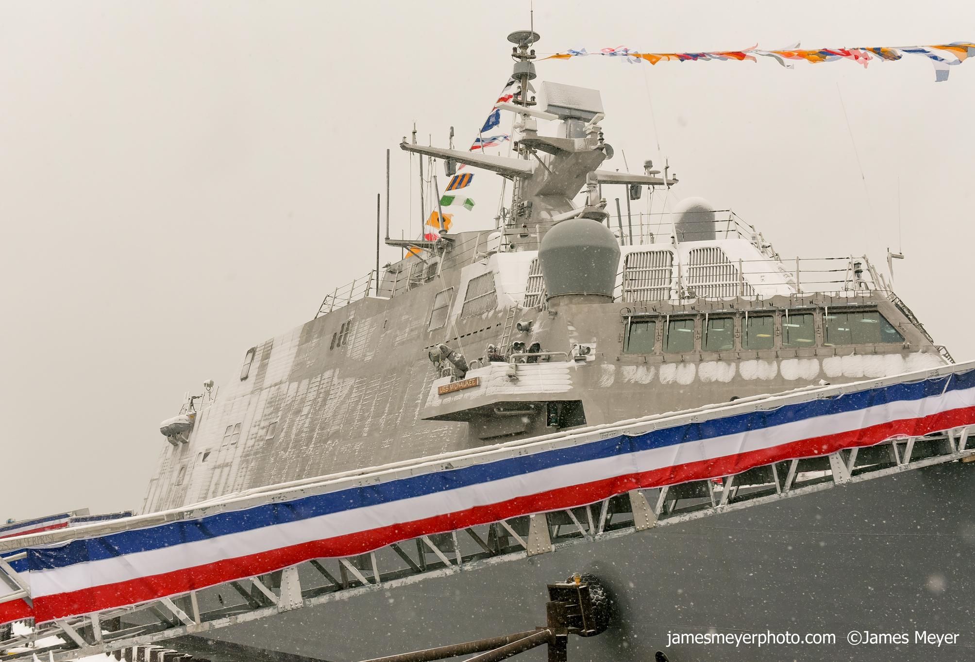 USS Milwaukee I