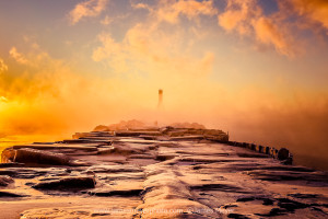 Sunrise January 18 2016 by James Meyer Photography