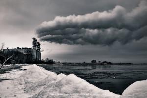 Power Plant in Wisconsin